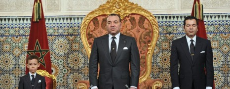 Morocco's Constitution : A Royal Trickery